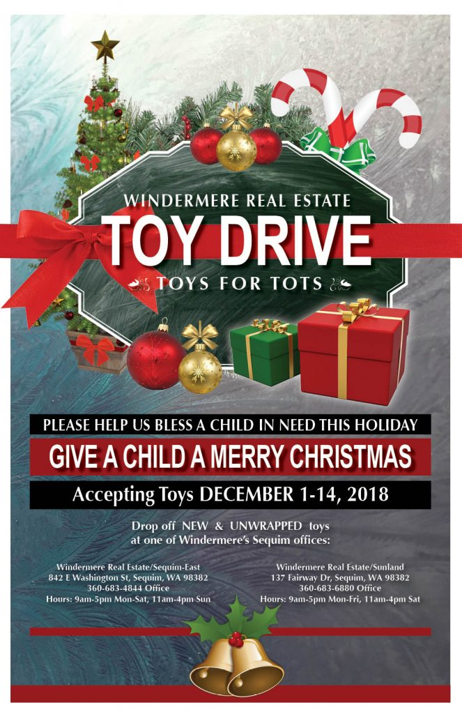 Windermere Toy Drive 2018